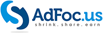 AdFoc.us URL Shortener